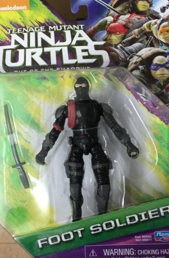 Blister Foot Soldier Film Ninja Turtles 2016 Tortues Ninja TMNT