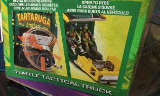 Boîte Véhicule turtle Tactical Truck 2 TMNT Tortues Ninja Film 2016