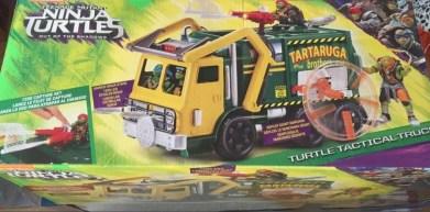 Boîte Véhicule turtle Tactical Truck 4 TMNT Tortues Ninja Film 2016