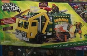 Boîte Véhicule turtle Tactical Truck TMNT Tortues Ninja Film 2016