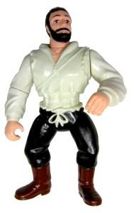 Figurine Movie III Whit Turtlepult 1993 Tortues Ninja TMNT