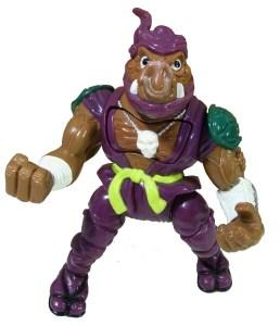 Figurine Ninja Knockin' Bebop 1992 Tortues Ninja Turtles TMNT