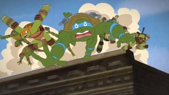 18 - Tortues Ninja Turtles TMNT 410 - Tortues 1987 2012 erreur