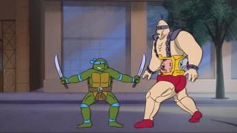24 - Tortues Ninja Turtles TMNT 410 - Leonardo Krang 1987