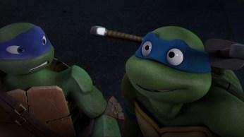 45 - Tortues Ninja Turtles TMNT 410 - Leonardo 1987 2012