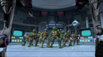 50 - Tortues Ninja Turtles TMNT 410 - Tortues Technodrome 1987 2012