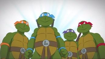 8 - Tortues Ninja Turtles TMNT 410 - Tortues 1987