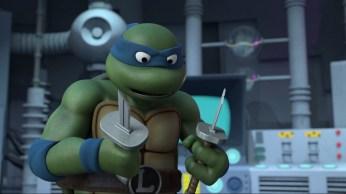 80 - Tortues Ninja Turtles TMNT 410 - Leonardo 1987 2012