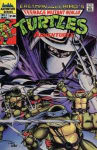 Archie Comics #1 Tortues Ninja Turtles TMNT