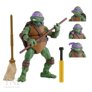 Figurine Classic Collection Donatello The Secret of the Ooze 2016 Tortues Ninja Turtles TMNT