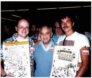 Kevin Eastman Peter Laird Jack Kurby Comic Con Tortues Ninja Turtles TMNT