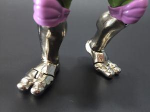 Figurine S.H. Figuarts Donatello Metal 2016 Tortues Ninja Turtles TMNT