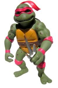 Figurine Giant Movie Star Raphael 1992 Tortues Ninja Turtles TMNT