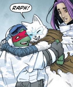 tmnt-66-idw-comic-11-raphael-alopex-angel-tortues-ninja-turtles-tmnt