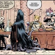 TMNT #71 IDW Comic 6 Gothamo Rat King Jagwar Tortues Ninja Turtles TMNT