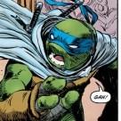 TMNT #72 IDW Comic 4 Leonardo Tortues Ninja Turtles TMNT