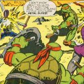TMNT Aventures Mini-Series #3 7 Raphael Michaelanelo Leonardo Foot Soldier Archie Comics Tortues Ninja Turtles TMNT