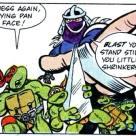TMNT Adventures Archie Comics #3 4 Tortues Shredder Tortues Ninja Turtles TMNT