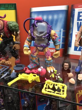 Figurine Ultimates Mutagen Man Super7 NYTF 2020 Tortues Ninja Turtles TMNT_1