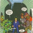 TMNT Adventures #9 Archie Comics 4 Tortues Chameleon Bebop Rocksteady Tortues Ninja Turtles TMNT