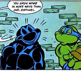 TMNT Adventures #10 Archie Comics 2 Raphael Leonardo Tortues Ninja Turtles TMNT