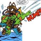 TMNT Adventures #10 Archie Comics 6 Michaelangelo Scumbug Tortues Ninja Turtles TMNT
