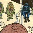 TMNT Adventures #11 Archie Comics 12 Tortues Krang Fils du silence Tortues Ninja Turtles TMNT