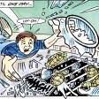 TMNT Adventures Prologue Archie Comics 4 Chet tortues Tortues Ninja Turtles TMNT