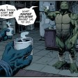 The last ronin #2 IDW Comic 7 Leonardo Raphael Donatello Michelangelo Tortues Ninja Turtles TMNT