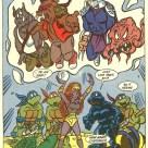 TMNT Adventures #13 Archie Comics 9 Cherubae Krang Shredder Bebop Rocksteady Tortues Ninja Turtles TMNT
