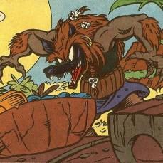 TMNT Adventures #15 Archie Comics 6 Dreadmon Tortues Ninja Turtles TMNT