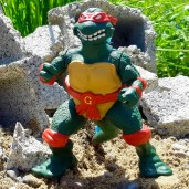 Figurine GodziRaph Toxic Panda Tortues Ninja Turtles TMNT_1