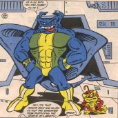 TMNT Adventures #16 Archie Comics 7 Man Ray Bubbla Tortues Ninja Turtles TMNT