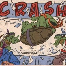TMNT Adventures #16 Archie Comics 8 Michaelangelo Kid Tortues Ninja Turtles TMNT