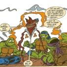 TMNT Adventures #17 Archie Comics 5 Splinter plan astral Tortues Ninja Turtles TMNT