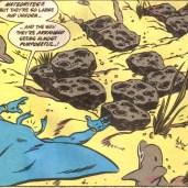 TMNT Adventures #19 Archie Comics 3 Man Ray Tortues Ninja Turtles TMNT