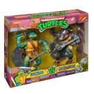 blister Leonardo Rocksteady Classic Collection Playmates Toys 2021 Tortues Ninja Turtles TMNT_2