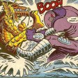 TMNT Adventures #20 Archie Comics 11 Chu Hsi Dragon Giant Foot Super Soldier Tortues Ninja Turtles TMNT