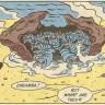 TMNT Adventures Mini Series Mighty Mutanimals #1 Archie Comics 1 Dreadmon Jagwar Malignoids Tortues Ninja Turtles TMNT