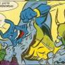 TMNT Adventures Mini Series Mighty Mutanimals #3 Archie Comics 1 Man Ray Malignoids Tortues Ninja Turtles TMNT