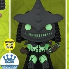 Figurine Pop ! Vynile figure Exclusive Glow in the Dark Super Shredder Film 1991 Funko 2021 Tortues Ninja Turtles TMNT_2
