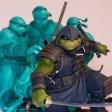 Statuette Last ronin PCS 2022 Tortues Ninja Turtles TMNT_2