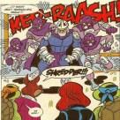 TMNT Adventures #21 Archie Comics 7 Shredder Foot Super Soldier Splinter April O'Neil Tortues Ninja Turtles TMNT