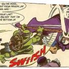 TMNT Adventures #22 Archie Comics 2 Donatello Shredder Foot super soldiers Tortues Ninja Turtles TMNT