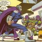 TMNT Adventures #22 Archie Comics 3 Donatello Shredder Foot super soldiers Tortues Ninja Turtles TMNT