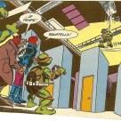 TMNT Adventures #22 Archie Comics 5 April O'Neil Michaelangelo Leonardo Splinter Donatello Tortues Ninja Turtles TMNT
