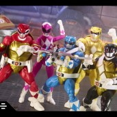 Figurines Lightning Collection Power Rangers Tortues Ninja Michelangelo April Donatello Leonardo Hasbro 2021 Tortues Ninja Turtles TMNT_2