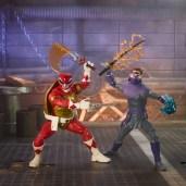 Figurines Tommy Raphael Lightning Power Rangers collection Hasbro 2021 Tortues Ninja Turtles TMNT_3