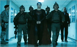 Man of Steel march of shame