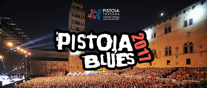 28/06 – 15/07: Pistoia Blues